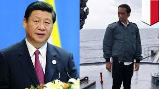 Cina VS Indonesia karena ubah nama Laut Cina Selatan jadi Natuna Utara - TomoNews