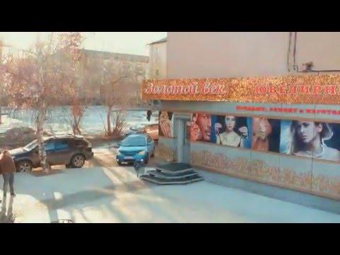 """Ювелирный салон """"Золотой век"""" (дрон-версия), МР """"Левша"""", г.Братск"""