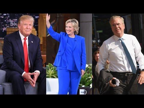 Demócratas y Republicanos luchan duramente en las encuestas