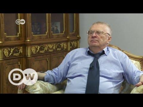 Der Dauerkandidat: Wladimir Schirinowski im Gespräc ...