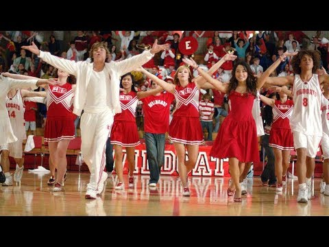 Together - High School Musical stars singing the final song,
