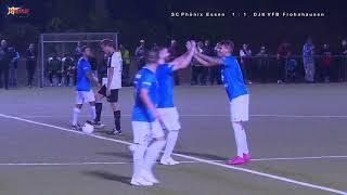 Video FV N'rh  Kreis Essen Kreispokal Saison 2018 19 Runde 3 SC Phönix Essen vs  DJK VFB Frohnhausen 9 10 MP3, 3GP, MP4, WEBM, AVI, FLV Oktober 2018