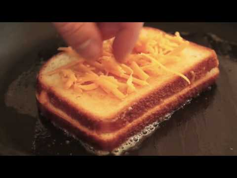 Inside Out Grilled Cheese Sandwich
