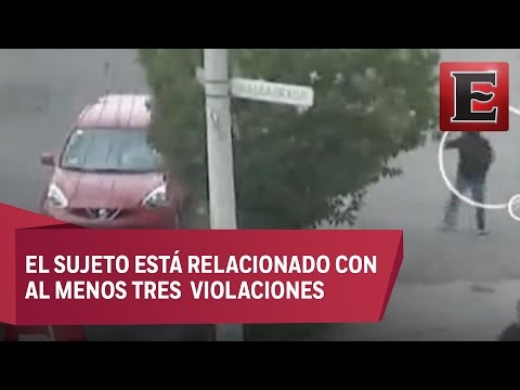 Capturan en la CDMX a agresor sexual