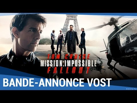 MISSION : IMPOSSIBLE - FALLOUT - Bande-annonce finale VOST