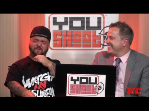 """Hornswoggle - """"The Rock Thought I Was a Make-A-Wish Kid """" + Gets BRUTAL Questions"""