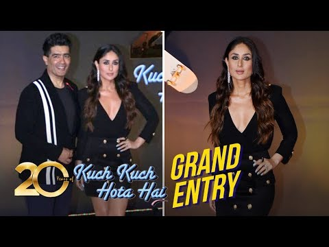 Kareena Kapoor Khan Looks HOT With Manish Malhotra