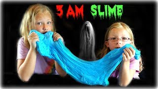 Video DO NOT MAKE A SLIME AT 3 AM !! SO SCARY!! - Magic Box Toys Collector MP3, 3GP, MP4, WEBM, AVI, FLV April 2018