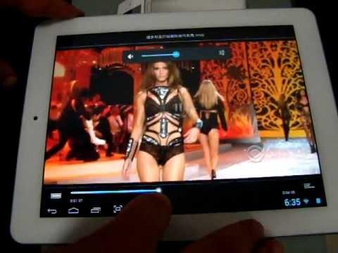 Ainol Novo 9 Spark tablet aka Novo9 Firewire In-depth - Apps, GPS, Web Browsing