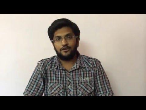 Mr.sunny panchal |Review | NEBOSH | Gujarat
