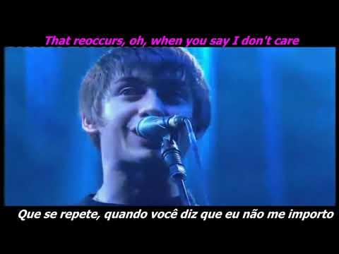 Arctic Monkeys - Mardy Bum lyrics / legendado