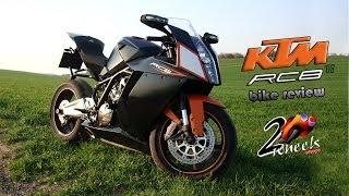8. KTM RC8 '08 bike review - 2WheelsEurope HD