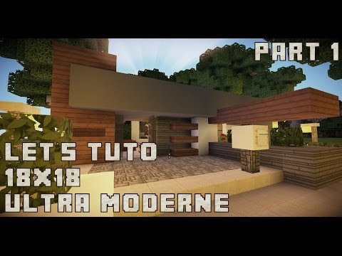 18x18 tunamovies for Modern house 18x18