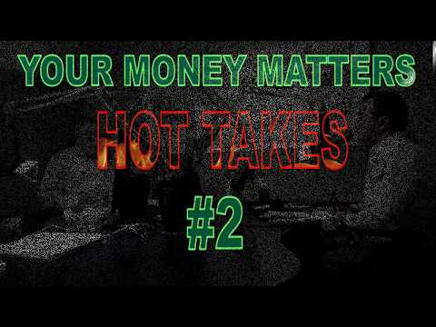 """Your Money Matters"" Hot Takes with Gib McEachran and John Hardy of HMC Partners - 7/31/17"