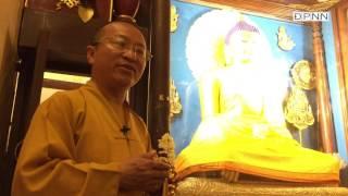 Hành hương Phật tích- Chánh điện tháp Bồ Đề Đạo Tràng - TT. Thích Nhật Từ