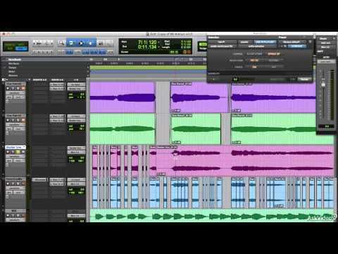 Pro Tools 11 301: Expert Tips and Tricks – 21. Building a Vocal Stutter FX