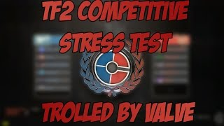 So, these are my first few attempts after gaining access to the tf2 competitive stress test. I did manage to complete a full game which will be uploaded soon ...