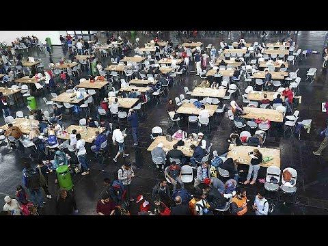 Γερμανία: Συνεχίζεται η μαζική είσοδος μεταναστών και προσφύγων