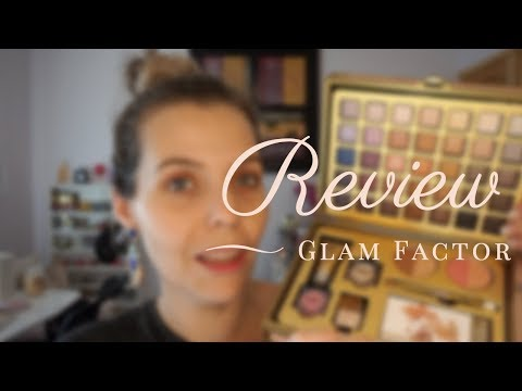 Review Maleta Glam Factor - Blackat Makeup