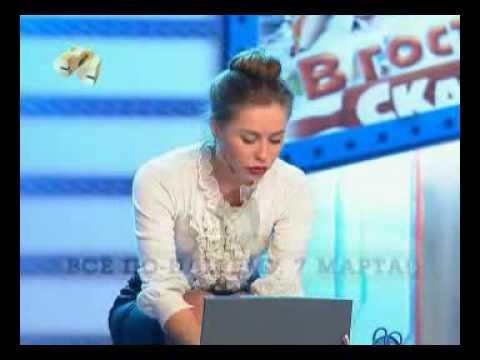 Юля михалкова прозраяная блузка