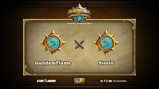 GundamFlame vs Steelo, game 1