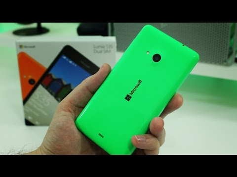 dual - Cam unboxes the first Lumia device to come with Microsoft branding. And it's the new low end Lumia 535. Following up on the success of its 520 series range, the 535 offers competitive specs...