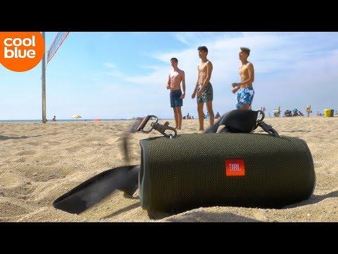 Zo luister je altijd en overal muziek op vakantie!