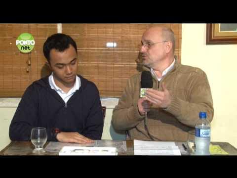 Ricardo Orlandini entrevista o naturólogo Renan Kendy Tanaka