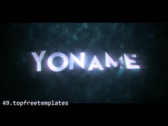 Top 100 intro template 9 blender after effects cinema 4d for Free youtube intro templates