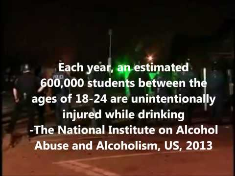 Sociology: Social Problems: Binge Drinking Among College Students