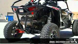 10. 2014 Polaris RZR XP 1000 EPS White Lightning LE  - RideNo...
