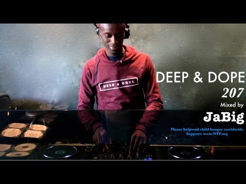 Deep Soulful House Lounge Music 2013 Mix by JaBig – DEEP & DOPE 207 Playlist