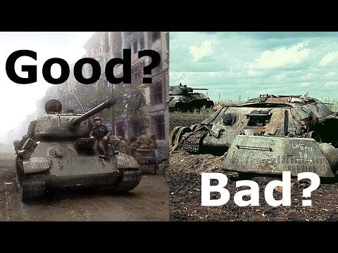 The T-34, Success or Failure?