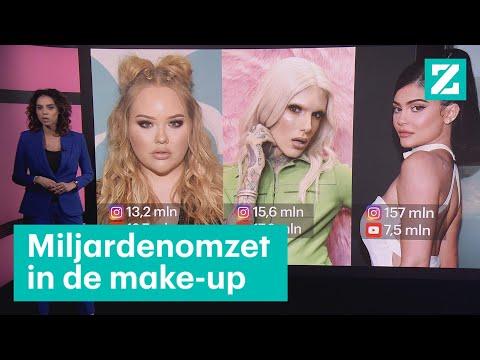 NikkieTutorials en collega's zorgen voor recordomzet make-upindustrie  • Z zoekt uit