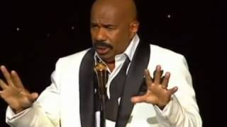 Steve Harvey Grand Finale - Being A Christian Is Hard