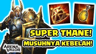 Download Video Ini Baru Tank Beneran! Thane Buceed! - Arena of Valor MP3 3GP MP4