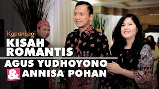 Video Q&A Annisa Pohan - Sisi Romantis Agus Yudhoyono MP3, 3GP, MP4, WEBM, AVI, FLV Desember 2018