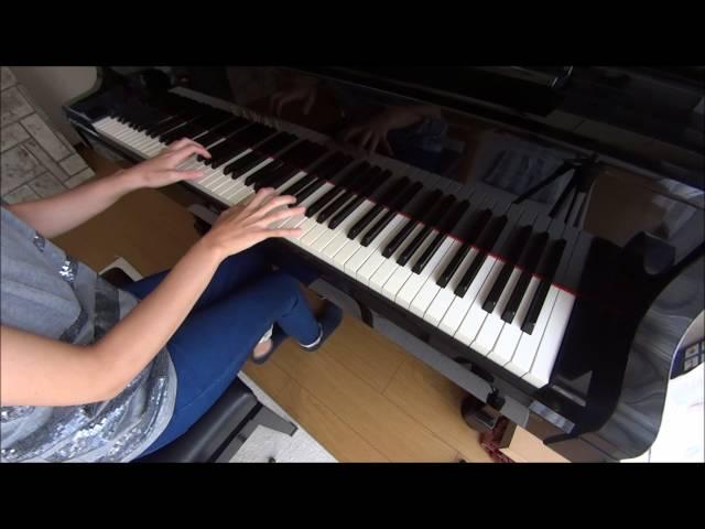 ツェルニー40番の8番を弾いてみた♪(Czerny40 Op.299 No8)