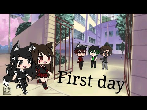 In Love With The Bad Boy|Ep 1|First Day ~Gachaverse