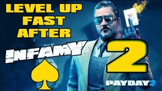 Nonton Payday 2   How To Level Up Fast After Infamy 2016  Part 2  Film Subtitle Indonesia Streaming Movie Download