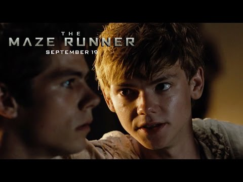 The Maze Runner TV Spot 'Questions'