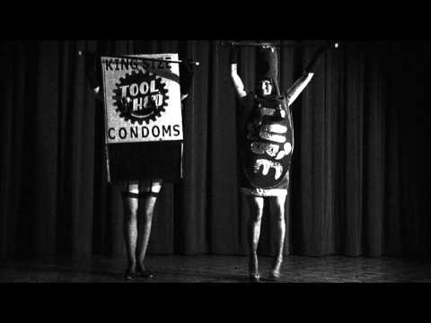 Dancing Condom & Lube