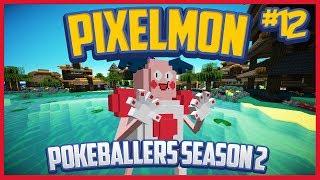 Pixelmon Server Pokeballers Adventure Season 2 Episode 12 - Mr.Mimeeeeeee