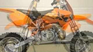 9. KTM 50 SX PRO JUNIOR LC