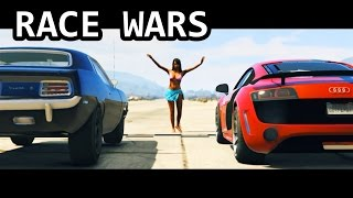 Nonton GTA V - Fast and Furious 7 Race Wars Scene Film Subtitle Indonesia Streaming Movie Download
