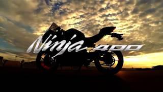 4. Top Speed Kawasaki NINJA 400