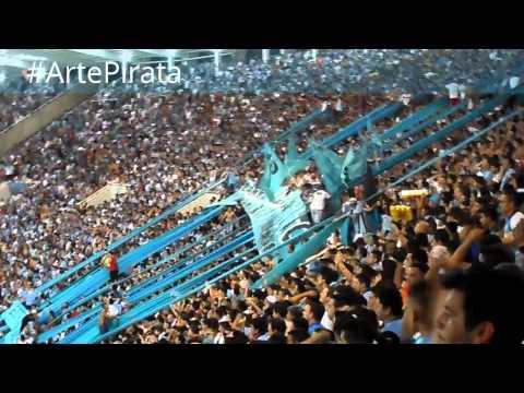 Hinchada Pirata | Belgrano 3 River 2 [2016] | - Los Piratas Celestes de Alberdi - Belgrano - Argentina - América del Sur