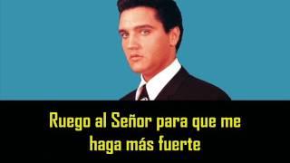 Download Lagu ELVIS PRESLEY - Crying in the chapel ( con subtitulos en español ) BEST SOUND Mp3
