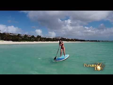 Stanija na Karibima snimila razglednicu