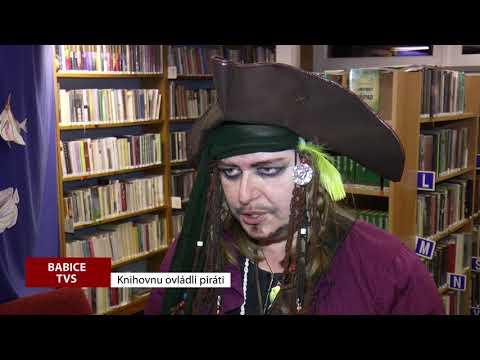 TVS: Babice - Noc s Andersenem - piráti